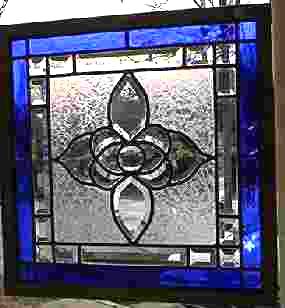 Beveled Stained Glass Denver