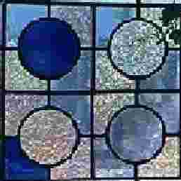 Stained Glass Design 001 Photograph