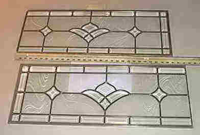 Custom Stained Glass Design Stained Glass Transom