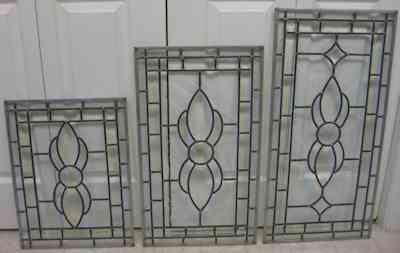 Clear Glass Transom